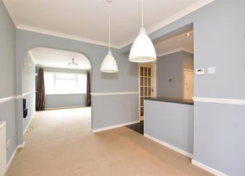 Thumbnail 3 bed end terrace house for sale in Buxton Close, Lords Wood, Chatham, Kent