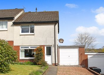 Thumbnail 2 bed semi-detached house for sale in Buchan Drive, Dunblane
