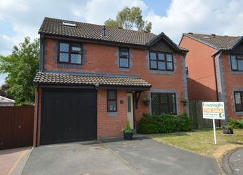 Thumbnail 4 bed detached house for sale in Martlet Close, Bowerhill, Melksham