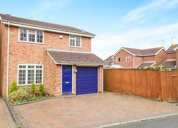 Thumbnail 3 bed detached house for sale in Kerridge Close, Pendeford, Wolverhampton, West Midlands