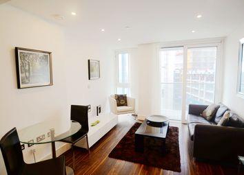 Thumbnail 1 bed flat to rent in Altitude Point 71 Alie Street, London