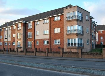 Thumbnail 2 bed duplex for sale in Broad Cairn Court, Motherwell