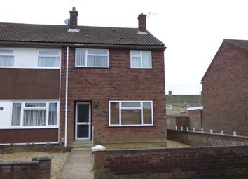 Thumbnail 3 bed property to rent in Barclay Road, Norwich