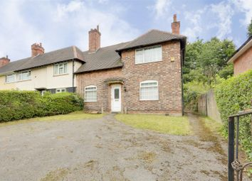 3 bed end terrace house for sale in Valley Road, Sherwood, Nottinghamshire NG5