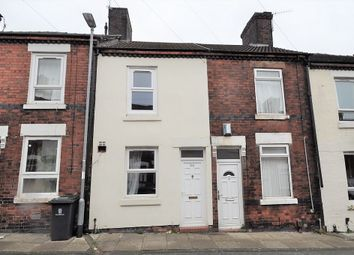2 bed terraced house for sale in 58 Lowther Street, Hanley, Stoke-On-Trent ST1