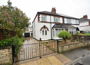 Thumbnail 3 bed property for sale in Dixon Avenue, Grimsby