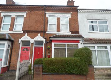 Thumbnail 3 bed terraced house for sale in Hobson Road, Selly Park, Birmingham