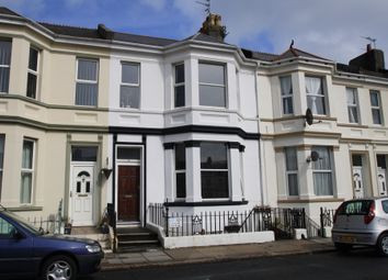 Thumbnail 2 bed flat for sale in Northumberland Terrace, Plymouth