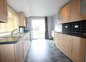 Thumbnail 4 bed terraced house to rent in Council Avenue, Northfleet, Gravesend