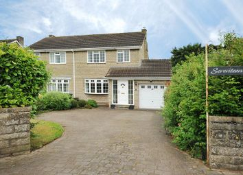 Thumbnail 3 bed semi-detached house for sale in London Road, Wick, Bristol