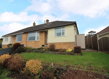 Thumbnail 2 bedroom semi-detached house for sale in West Hill Gardens, Portishead, North Somerset