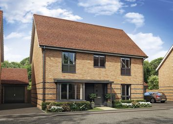 Thumbnail 4 bedroom detached house for sale in Little Colliers Field, Great Oakley, Corby, Northamptonshire