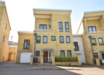 Thumbnail 5 bedroom detached house for sale in Wolsey Crescent, Greenhithe, Kent