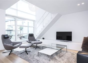 Thumbnail 3 bed flat for sale in Howard Building, 368 Queenstown Road, London
