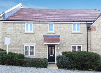 Thumbnail 3 bed terraced house for sale in Gilligans Way, Faringdon