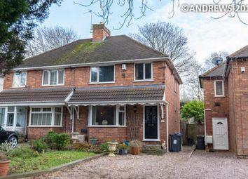 Thumbnail 3 bedroom semi-detached house to rent in Queslett Road, Great Barr, Birmingham