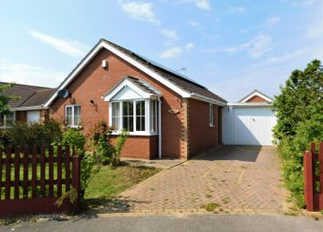 Thumbnail 2 bed bungalow for sale in Meakers Way, Huttoft, Alford