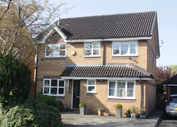 Thumbnail 4 bed detached house for sale in Pennymoor Drive, Broadheath, Altrincham
