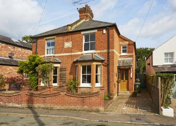 Thumbnail 3 bedroom semi-detached house for sale in Coworth Road, Sunningdale, Ascot