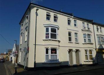 Thumbnail 2 bed flat to rent in Lennox Street, Bognor Regis