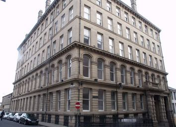 Thumbnail 2 bed flat to rent in Behrens Warehouse, 26 East Parade, Bradford, West Yorkshire