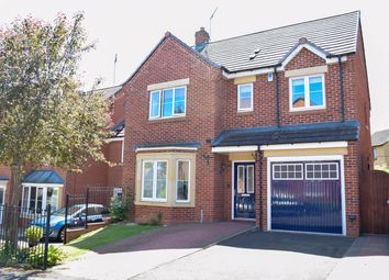 Thumbnail Detached house for sale in Dennetts Close, Daventry