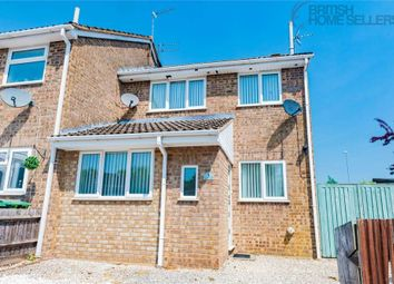 Thumbnail 3 bed semi-detached house for sale in Shelley Close, Towcester, Northamptonshire