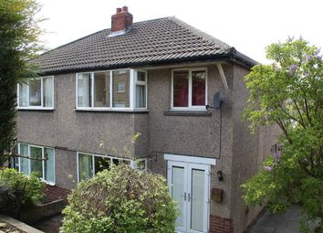 Thumbnail 3 bed semi-detached house for sale in Hainworth Wood Road North, Keighley, West Yorkshire