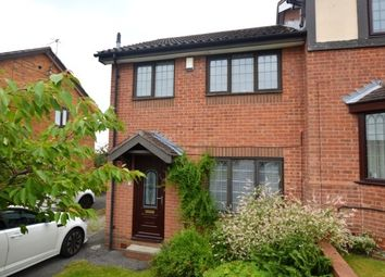 Thumbnail 3 bed semi-detached house to rent in Spring House Close, Ashgate, Chesterfield