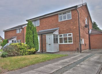 Thumbnail 2 bed semi-detached house for sale in Whitlow Avenue, Broadheath, Altrincham