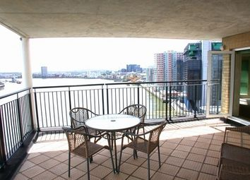Thumbnail 2 bed flat to rent in Wotton Court, Jamestown Way, Canary Wharf