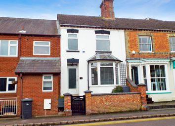 Thumbnail 3 bed terraced house for sale in High Street, Wollaston, Northamptonshire