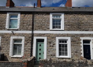 2 bed terraced house for sale in Lewis Road, Llandough, Penarth CF64