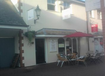 Thumbnail Pub/bar for sale in Monmouthshire Busy Town Centre Cafe Restaurant NP25, Gwent