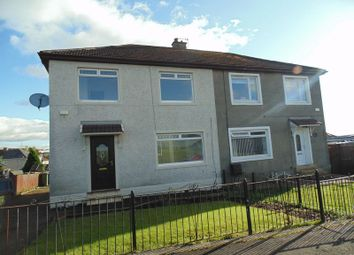 Thumbnail 3 bed semi-detached house for sale in School Street, Chapelhall, Airdrie