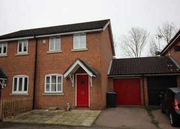 Thumbnail 2 bed semi-detached house for sale in Abbeydale Close, Church Langley, Harlow