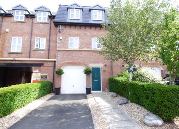 Thumbnail 3 bed town house for sale in Upton Rocks Avenue, Widnes
