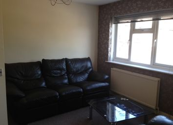 Thumbnail 3 bed flat to rent in Shackleton Road, Slough