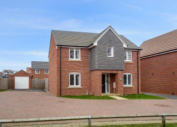 Thumbnail 3 bed detached house for sale in Buttercup Lane, Shepshed, Leicestershire