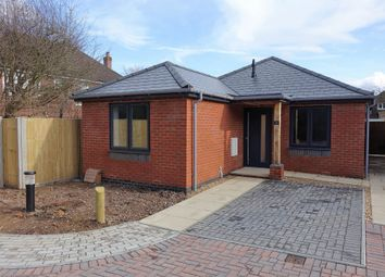 Thumbnail 3 bed detached bungalow for sale in Long Lane, Holbury, Southampton