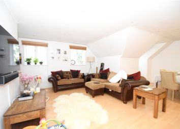 Thumbnail 2 bed flat for sale in Southbank, Hextable, Kent
