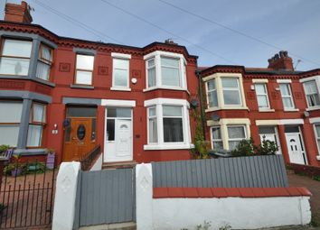 Thumbnail 4 bed terraced house to rent in St. Elmo Road, Wallasey