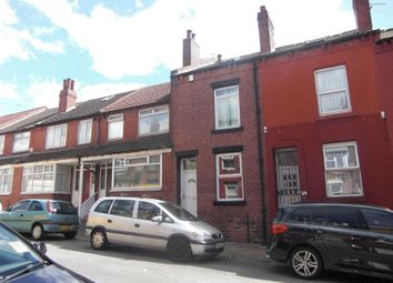 Thumbnail 4 bedroom terraced house to rent in Sandhurst Road, Leeds