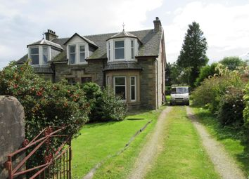Thumbnail 4 bed semi-detached house for sale in 47 Clyde Street, Dunoon