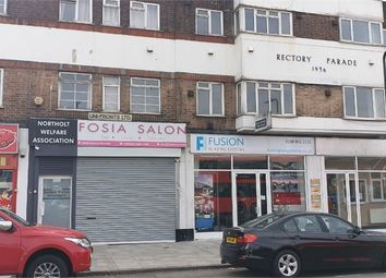 Thumbnail Commercial property for sale in Fosia Salon, Church Road, Northolt, Middlesex