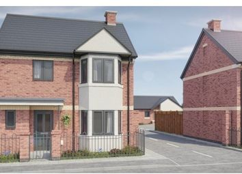 Thumbnail 3 bed detached house for sale in Plot 1, 98 Station Road, Studley, Warwickshire