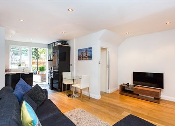 Thumbnail 1 bedroom flat for sale in Harecourt Road, London