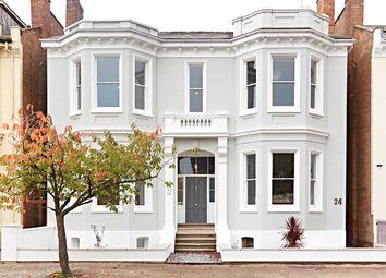 Thumbnail 5 bed semi-detached house for sale in 'arbor Villa', Leam Terrace, Leamington Spa