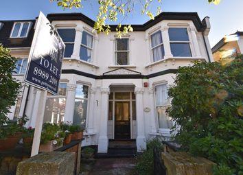 Thumbnail 2 bed flat to rent in Sylvan Road, London