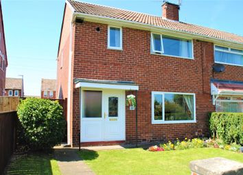 Thumbnail 3 bed semi-detached house for sale in Hallgarth, Gateshead
